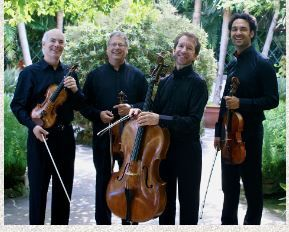 Fine arts quartet