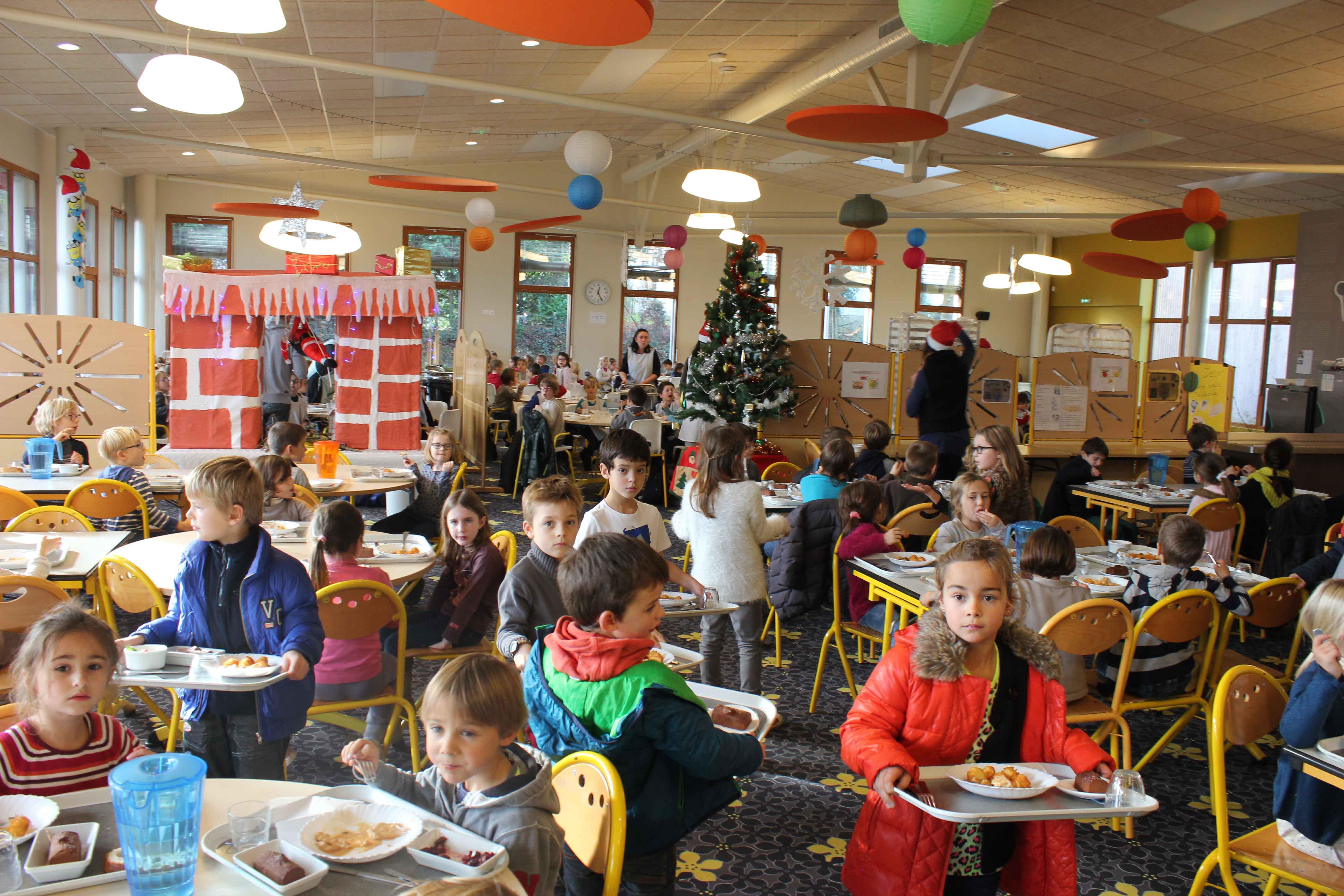 Le restaurant scolaire enfance jeunesse for Formation restauration scolaire