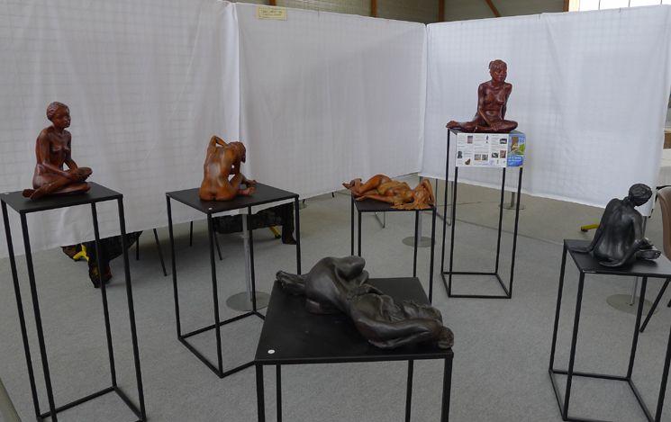 Didier LEMAÏTRE/ sculpture (terre)