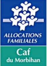 Logo CAF du Morbihan
