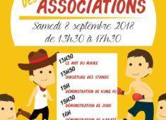 Affiche forum des associations – 8 septembre 2018 v2